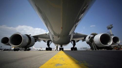 Flygplatser stanger i new york