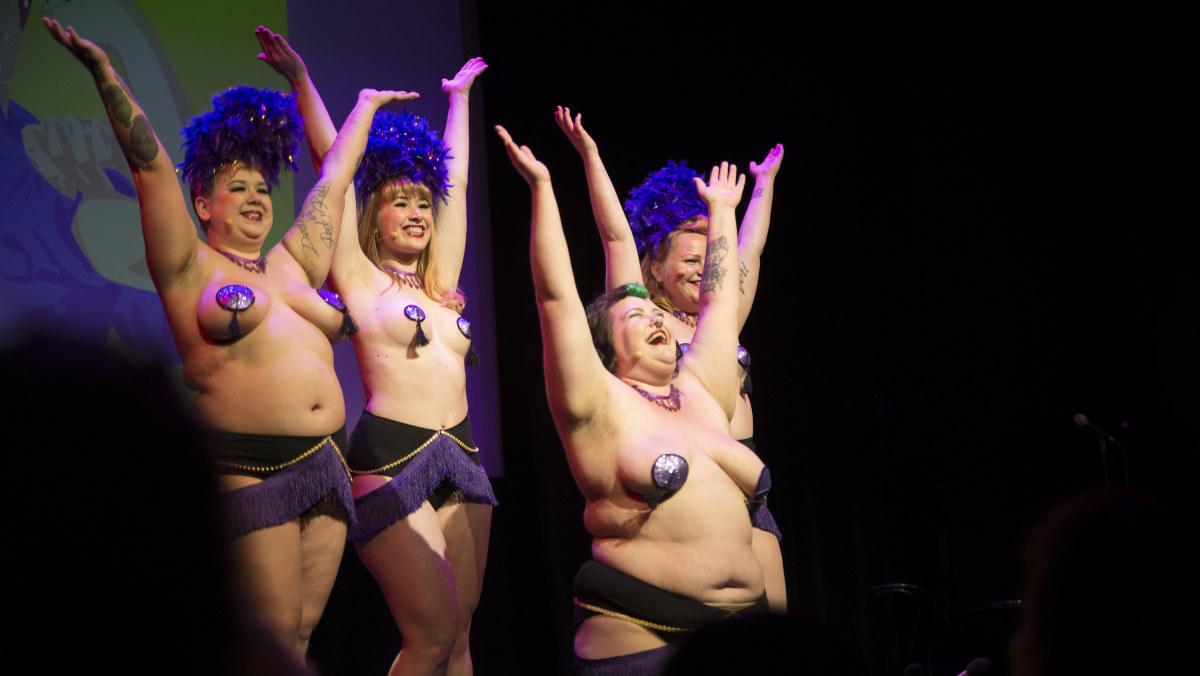 vad är burlesque
