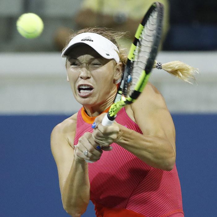 Wozniacki delar williams kritik