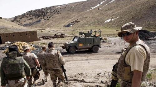 Fler soldater till afghanistan 3
