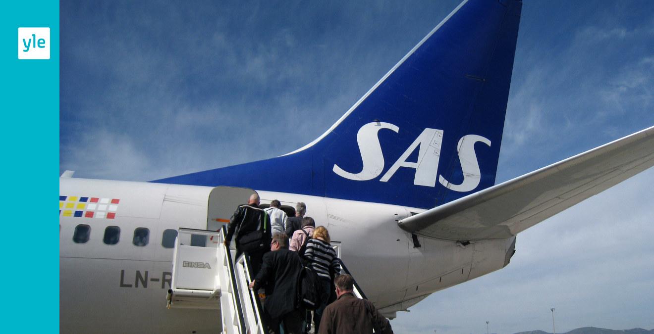 Pilotstrejk drabbar 20 000 passagerare
