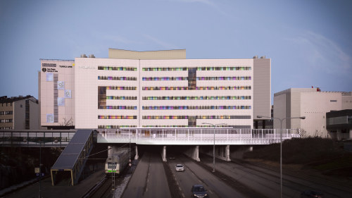 Sjukhusbygget ska vara klart 2017