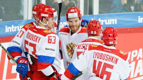 Vi kan spela ut ryssarna