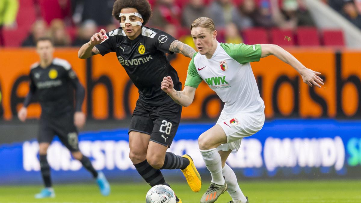 Tysklands inrikesminister stöder Bundesligas plan på omstart – men varnar för att spelschemat kanske inte håller