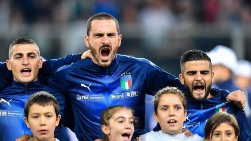 Bosnien-Hercegovina och Italien landslagets öde i EM-kvalet ... a13a92bb3b012