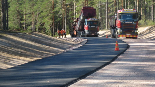 Sju infor ratta for asfaltskartell
