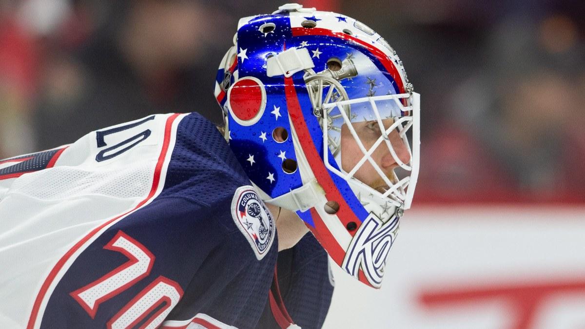 Seger för Joonas Korpisalos Columbus – Jani Hakanpääs NHL-debut låter vänta på sig