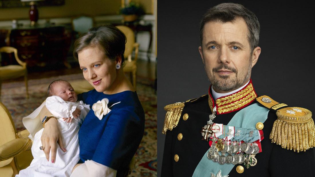 hur många fyller år idag Kronprins Frederik fyller 50 år i dag   se bilder från den  hur många fyller år idag