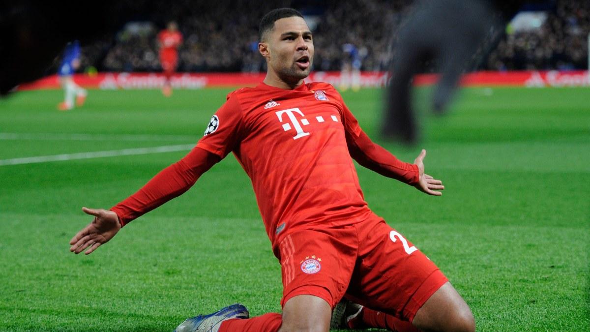 Serge Gnabrys nya succé i London – tvåmålsskytten gav Bayern München delikat utgångsläge i Champions League