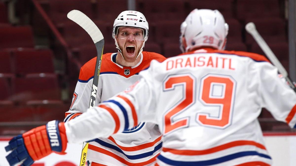 Edmontons superduo Draisaitl–McDavid går fram som en ångvält – Minnesota satte punkt för Colorados segersvit