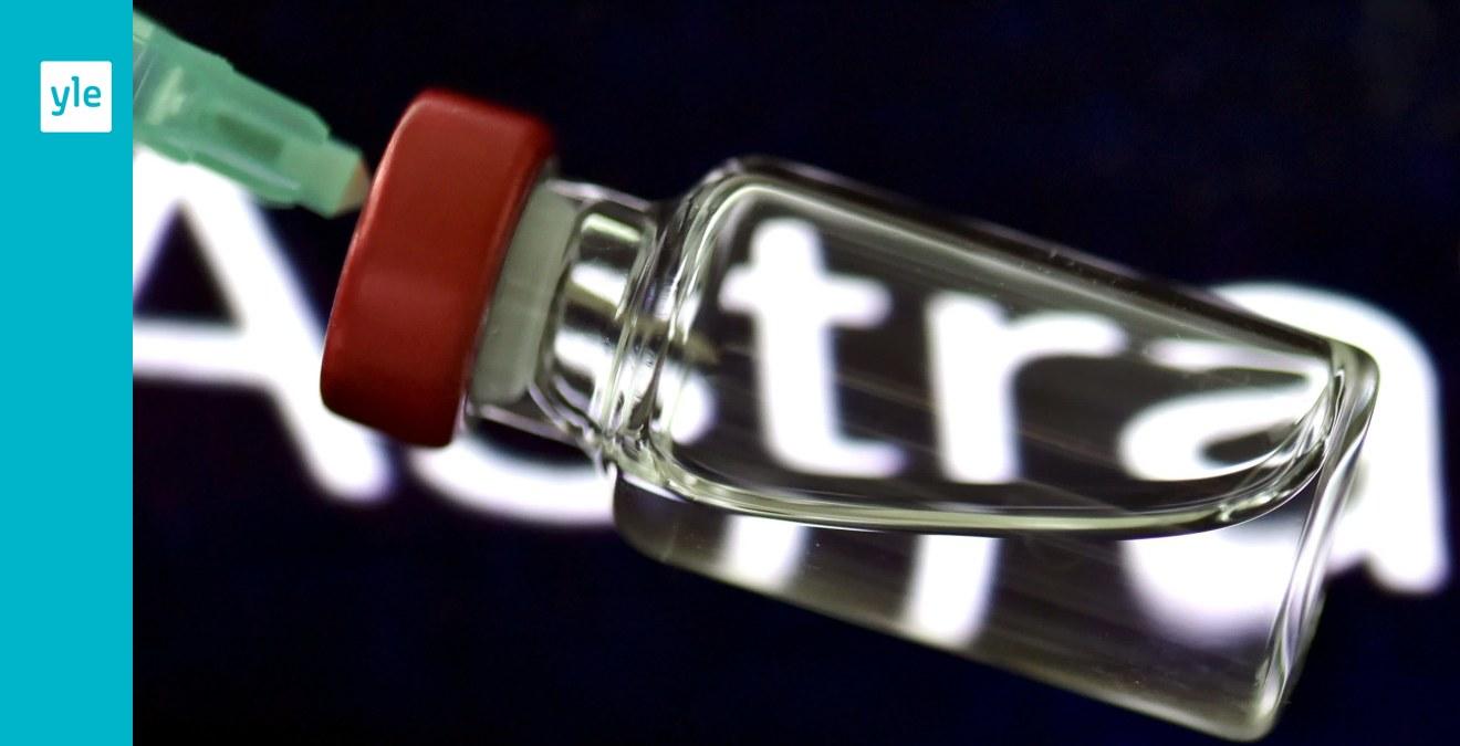 THL: Vaccineringarna med Astra Zeneca fortsätter för 65–69-åringar – testerna på barn pausas