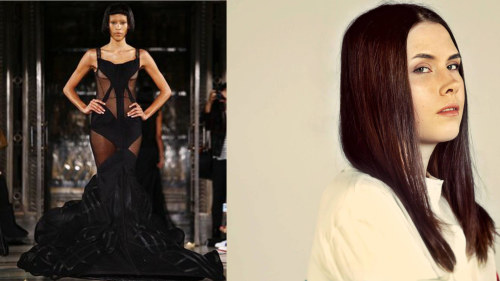 4a65eab134d6 Cecilia tog sig från Tenala till London Fashion Week | X3M | svenska ...