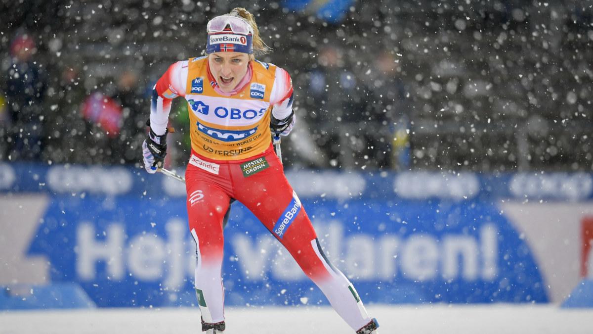 """Hårda vindar hotar Ski Tourens emotsedda fjällopp – arrangörerna tror att loppet blir av: """"Det är inte barn som ska ut ..."""