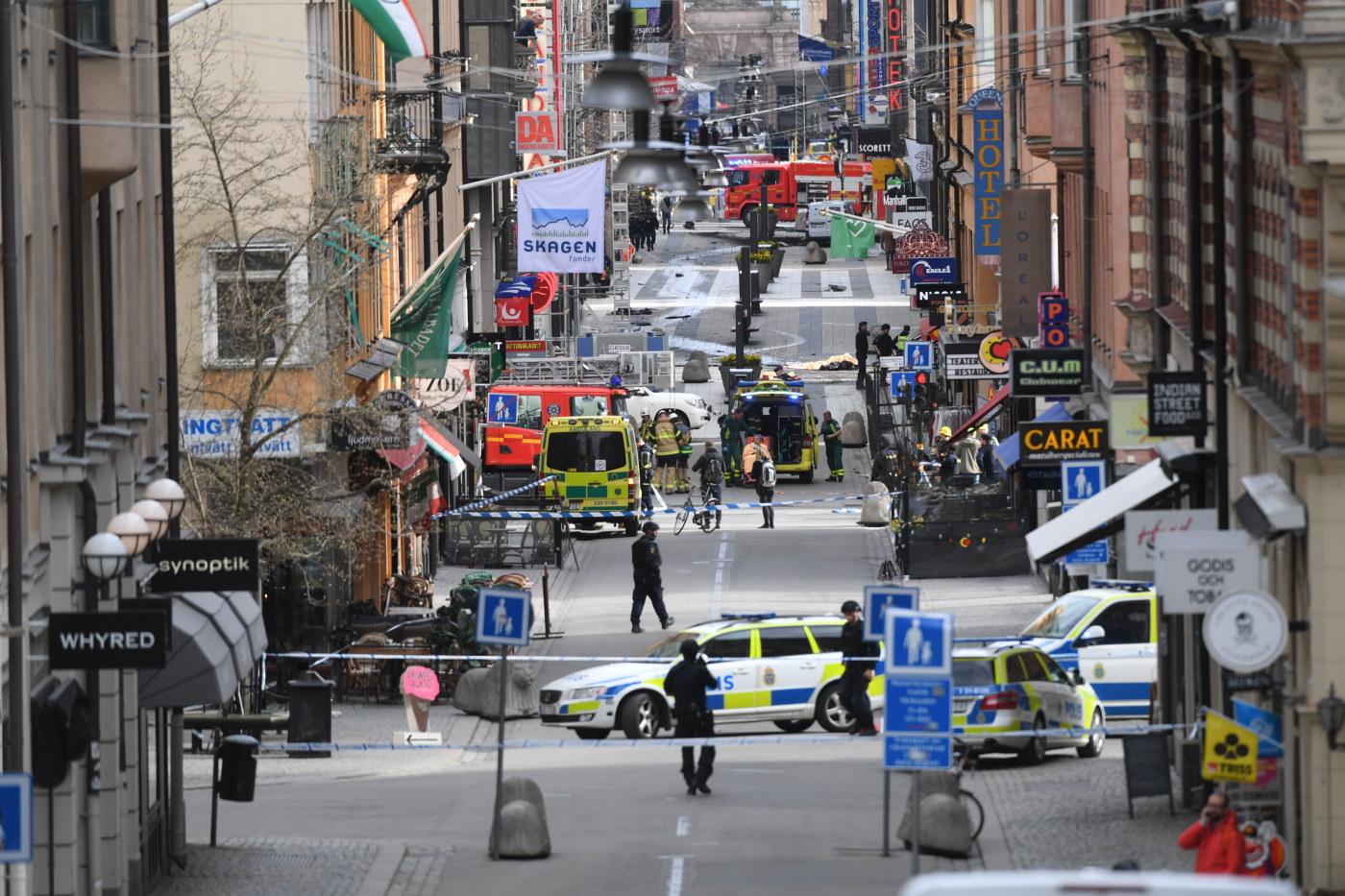 28 arig kvinna dog i sviter efter attacken