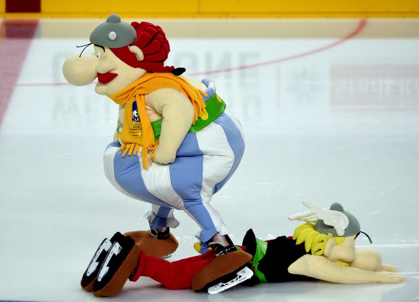 Asterix Ja Obelix Hahmot