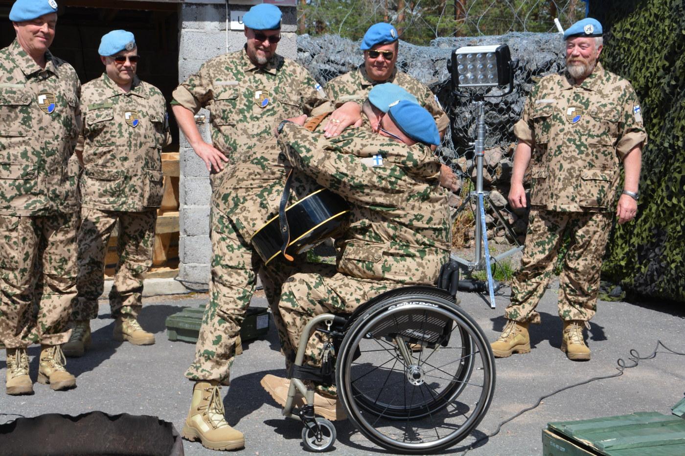 Rauhanturvaaja Libanon