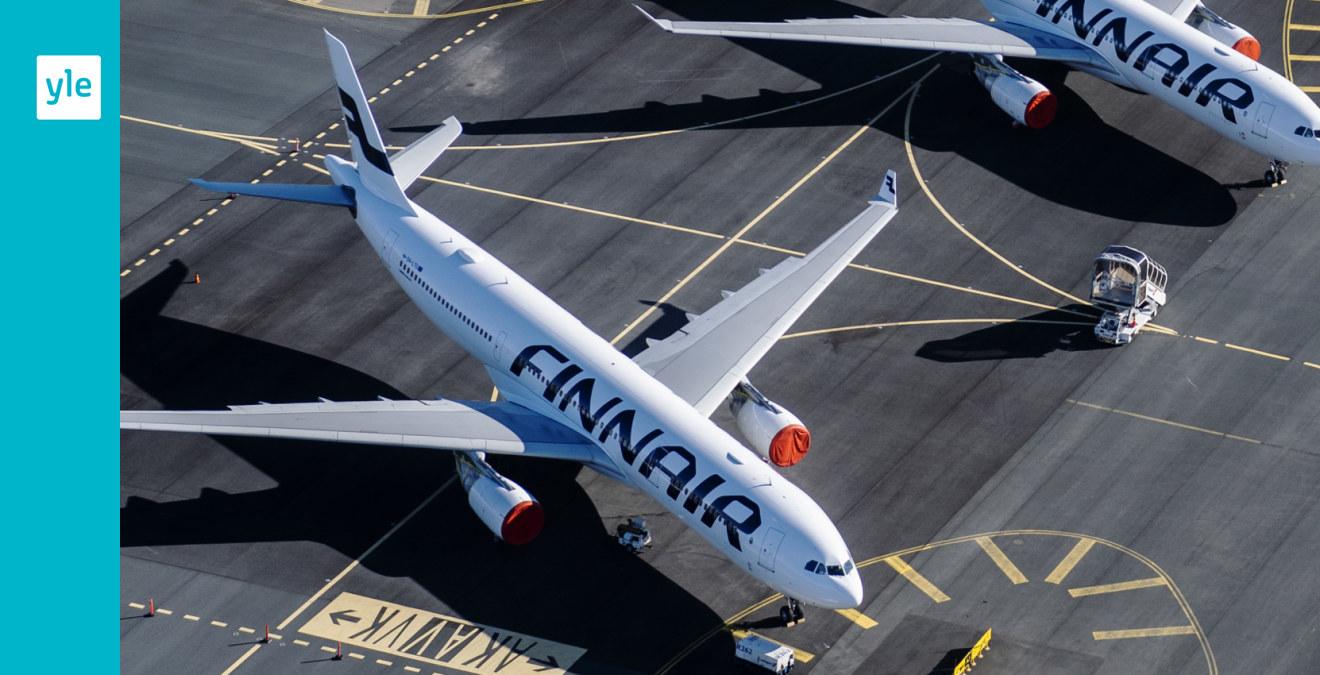 Kabinpersonal kritiserar Finnair – bolaget använder utländsk arbetskraft trots att det finns permitterad personal i Finland