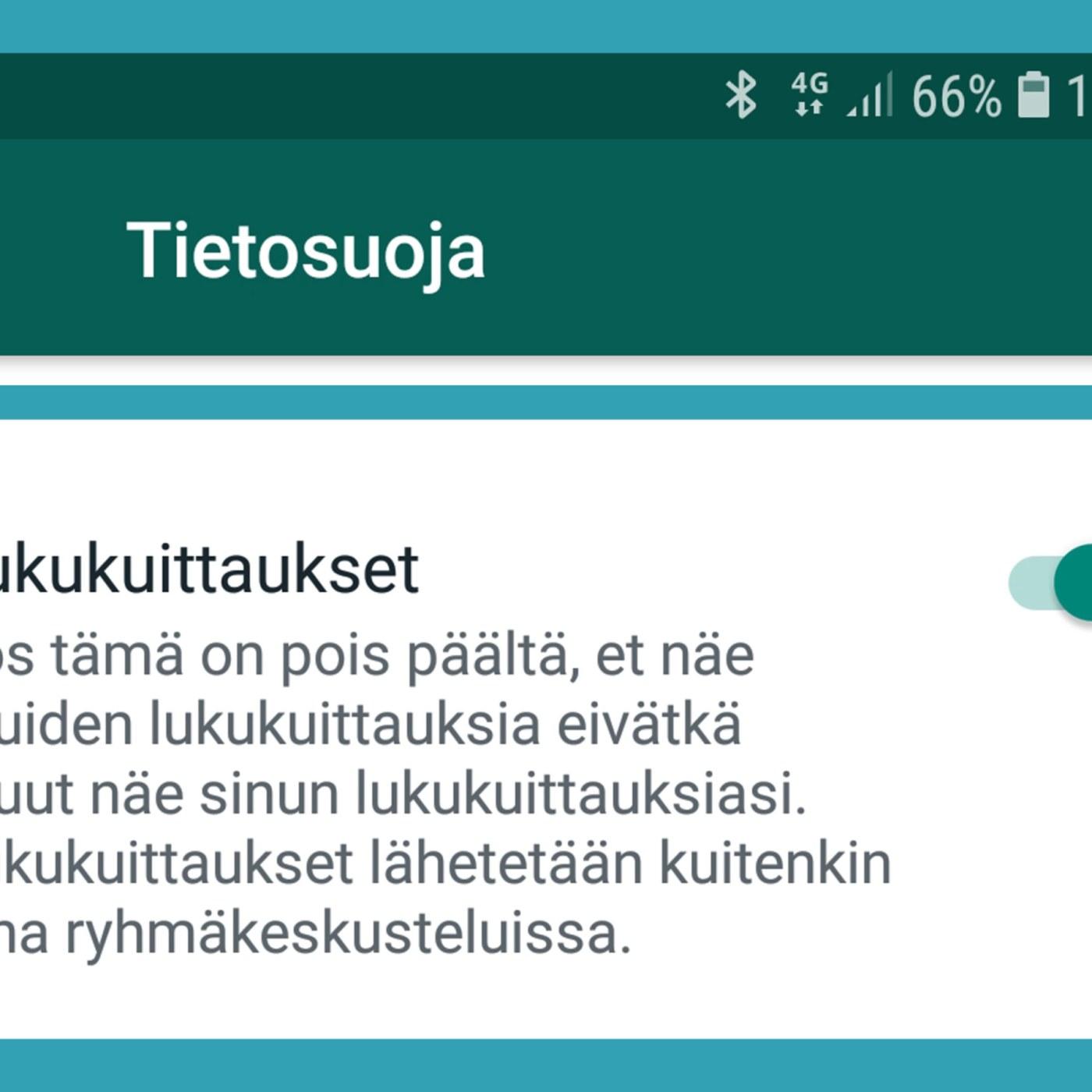 Whatsapp Viimeksi Paikalla