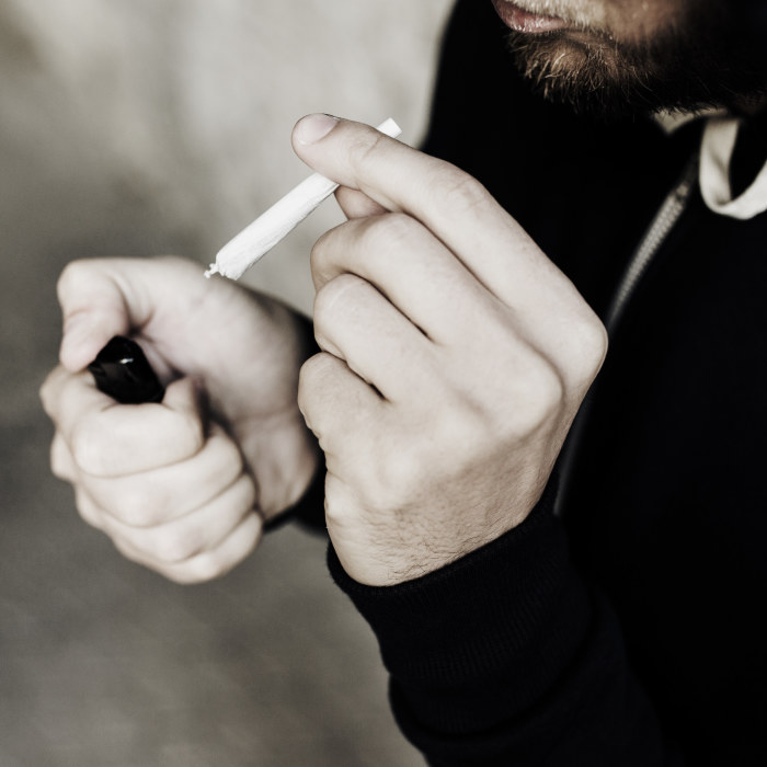 Karlsson hjalper ungdomar med drogproblem