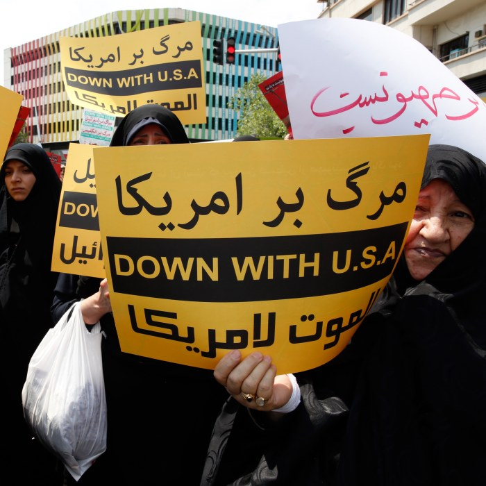 Inget besked fran iran om karnenergin