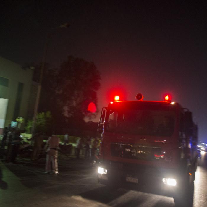 Sex doda efter explosion i kemikaliefabrik