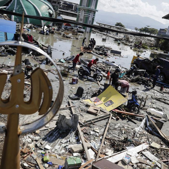 Minst 150 dodade i flera jordskalv