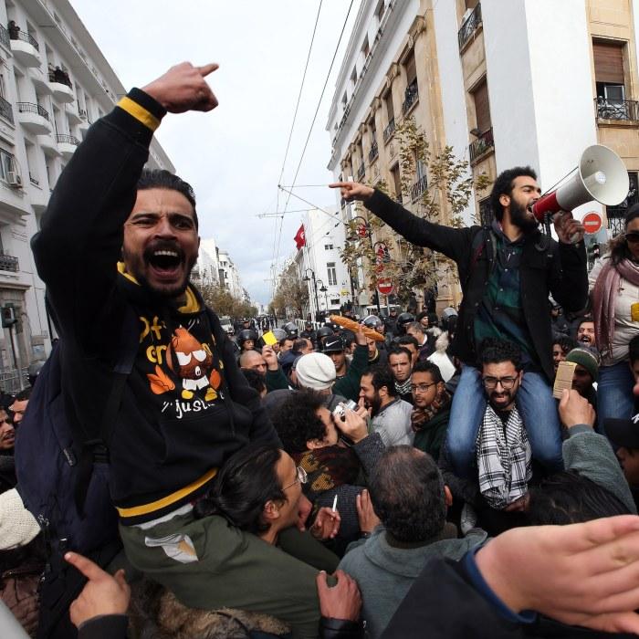 Demonstranter dodade i jemen