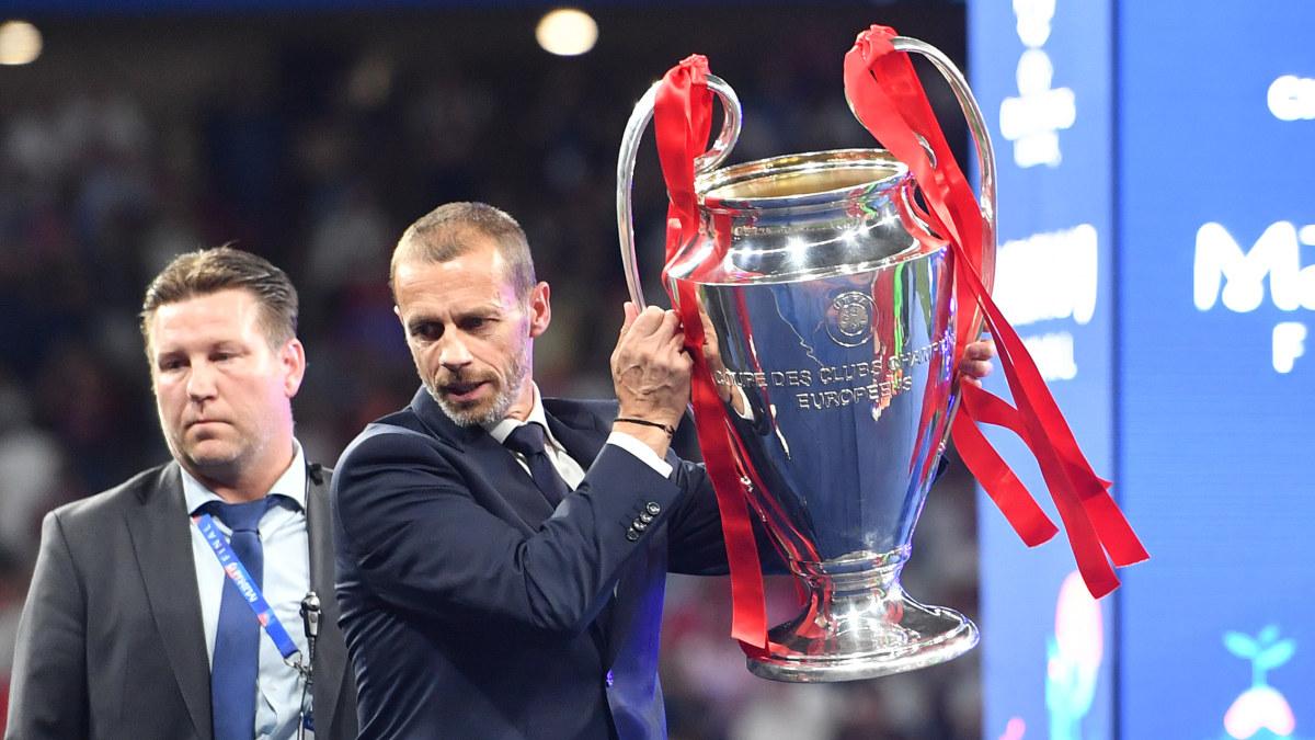 Här är planen för att slutföra Champions League – kvartsfinalerna lottas på fredagen