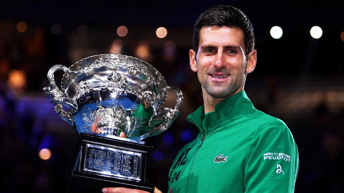 """Krav på coronavaccin kan bli ett dilemma för tennisstjärnan Novak Djokovic: """"Jag vet inte om jag kommer att ändra mig"""""""