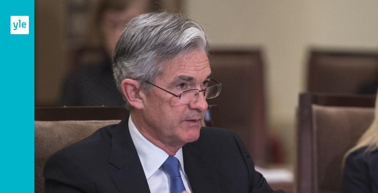 USA: Den amerikanska ekonomin sjönk med nästan fem procent under årets första kvartal – Fed-chefen Jerome ...