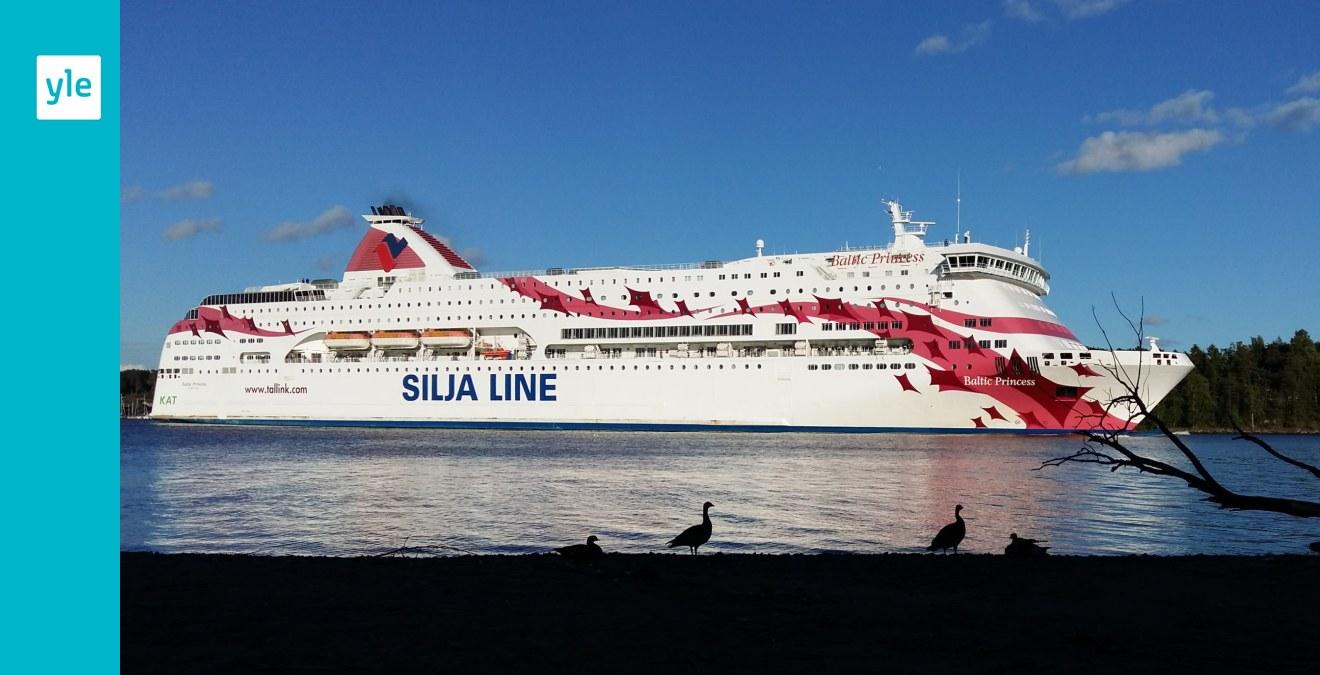 I morgon är passagerarfärjorna tillbaka i Mariehamns hamn