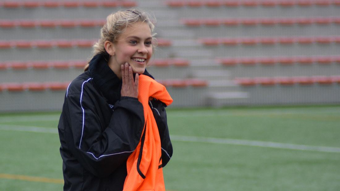 vilken födelsedag Vilken vecka för fotbollslöftet Wilma Sjöholm! Studentskrivning  vilken födelsedag