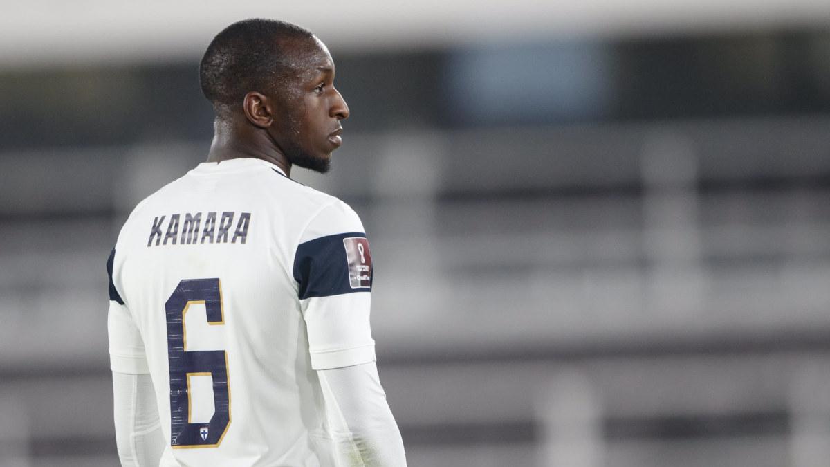 Nu pratar Glen Kamara om rasistiska påhoppet – landslagets mittfältare utsätts för nya angrepp dagligen i sociala ...