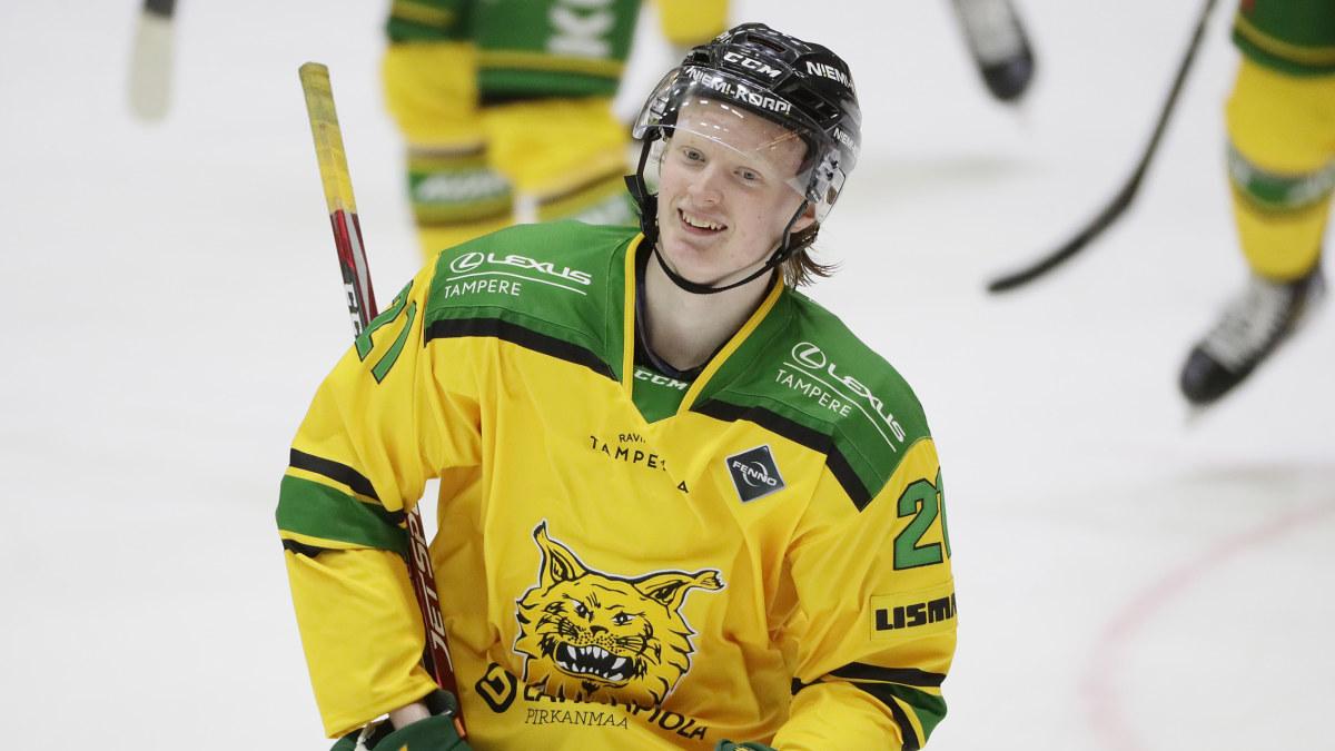 TSN:s färska ranking av NHL-löften: Målspruta i Mestis har tagit ett jättekliv under säsongen – tio finländare i topp-100