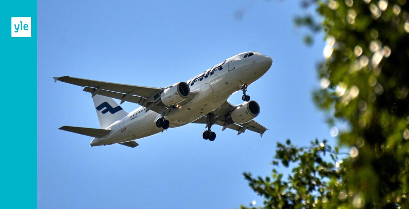 Finnair planerar lägga ner en del inrikesrutter – Karleby-Jakobstad kan bli utan flygtrafik i ett år