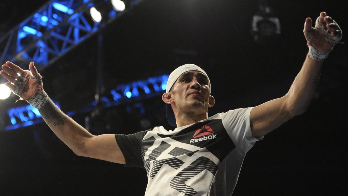 UFC arrangerar matcher redan om två veckor