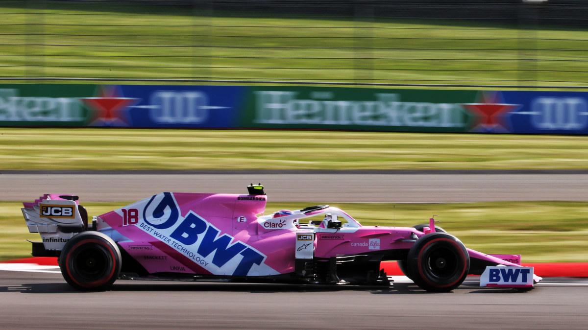 Lance Stroll snabbast i andra träningspasset – Nico Hülkenberg gjorde comeback då han ersatte Perez i Racing Point