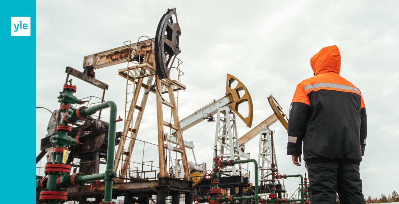 Den ryska ekonomin håller andan efter prisraset på olja i USA