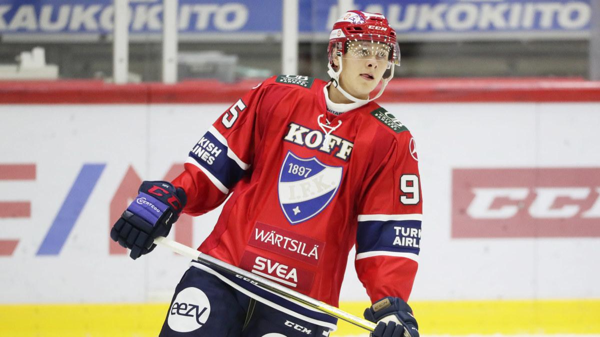 Henrik Borgströms NHL-rättigheter bytte ägare i spelaraffär – Florida skaffade sig förutsättningar för att förstärka laget