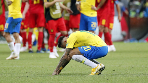 "Brasiliens tränare besviken över sumpade chanser  ""En tung och ... 84a606d143dbc"