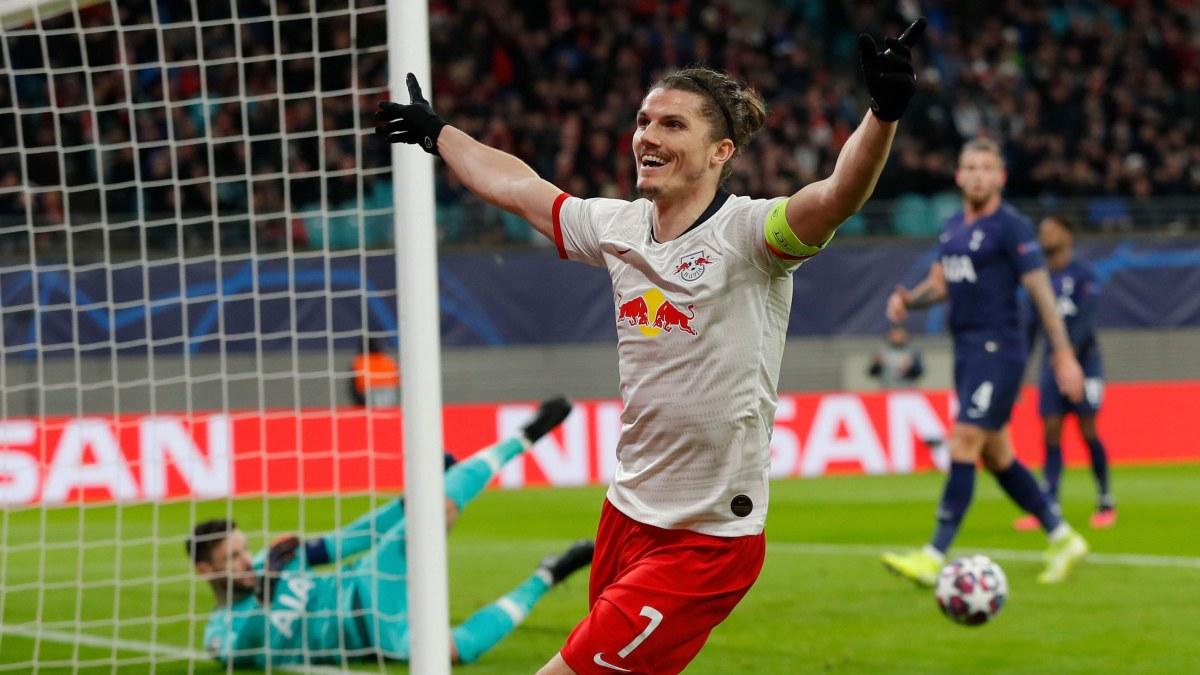 Tottenham nollat och utslaget i Leipzig – Josip Ilicic pangade in fyra mål för Atalanta