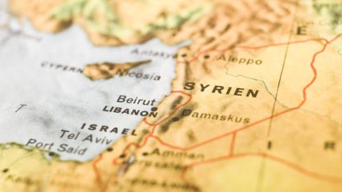 Quiz Vad Vet Du Om Syrien Utrikes Svenska Yle Fi