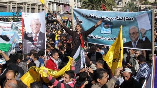 Franskt ja till palestinsk fn status