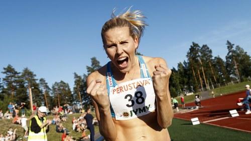 Medaljhopp fyra efter sex race