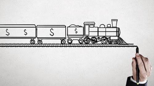 tecknad sex på tåg