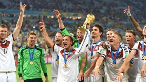 Tyskland vann VM-guld 2014. 2f90597528c1c