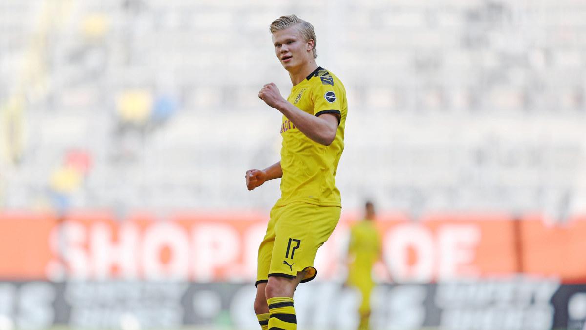 Dortmunds hopp lever efter att Haaland slagit till i sista minuten – tung seger för Moisanders Werder Bremen som ...