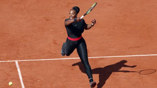 Venus williams vidare i franska oppna