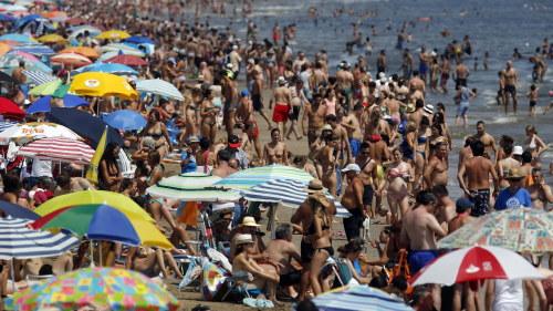 Svenska turister strandade