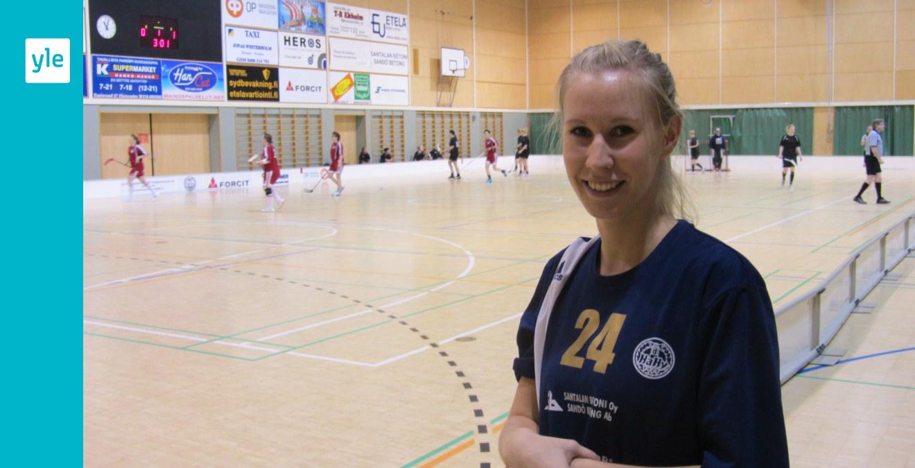 Portrttet Viktoria Persson - Sdra Vings IF